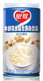 银鹭花生牛奶复合蛋白饮料